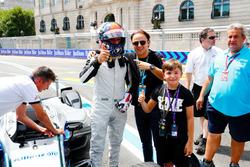 Емерсон Фіттіпальді, колишній чемпіон Ф1, переможець Indy 500, пілоти Формули Е та Феліпе Масса