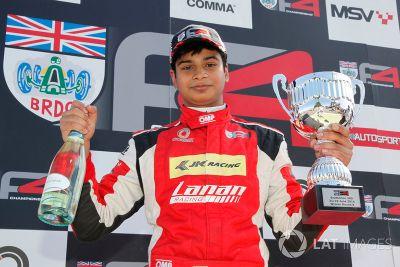 British F4: Snetterton