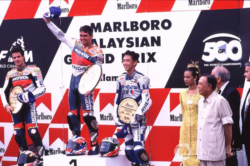 #3 1997 - Mick Doohan (Honda)