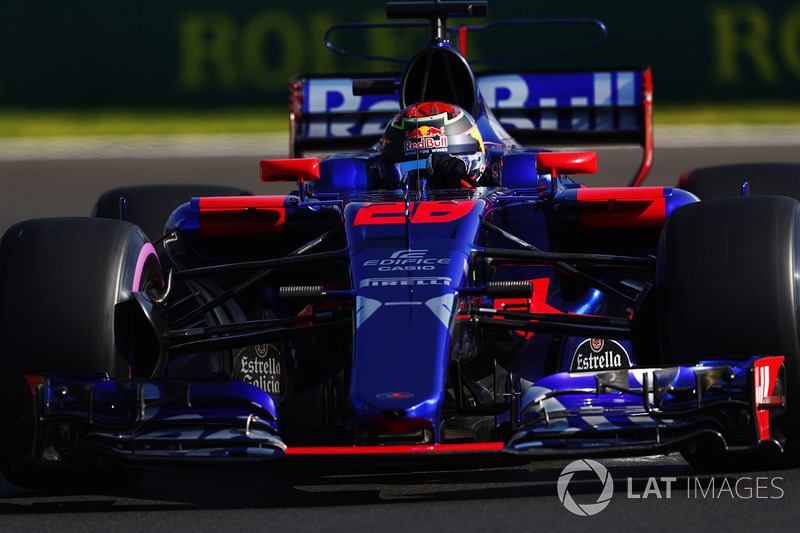 13. Brendon Hartley, Scuderia Toro Rosso STR12