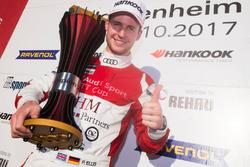 Audi TT Cup 2017, Hockenheim 2, Philip Ellis, Campione 2017