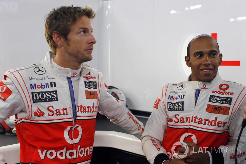 Após título, ares novos. Em 2010 Button se muda para McLaren