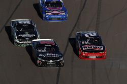 Jeff Green, RSS Racing Chevrolet Camaro, Christopher Bell, Joe Gibbs Racing Toyota, Austin Dillon, Richard Childress Racing Chevrolet
