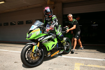 Kengo Nagao, Kawasaki Puccetti Racing