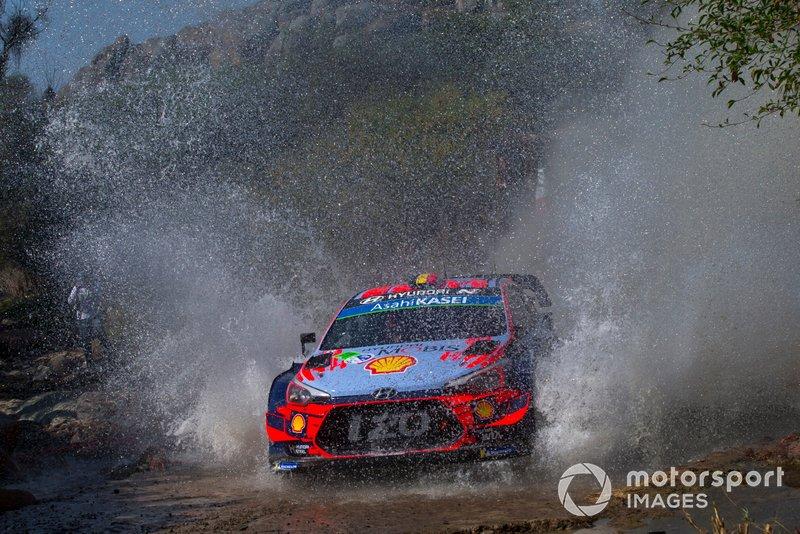 Thierry Neuville, Hyundai Motorsport, Hyundai i20 Coupe WRC 2019