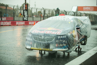 Jamie Whincup, Triple Eight Race Engineering Holden with cover