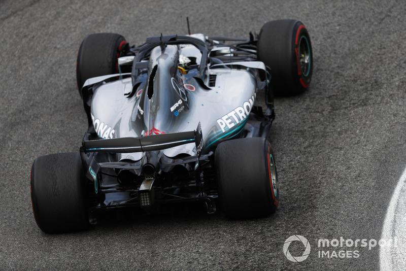 Льюіс Хемілтон, Mercedes AMG F1 W09 EQ Power+