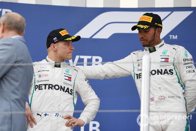 Winnaar 1: Mercedes