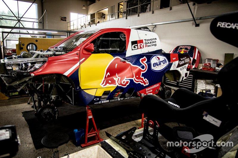 Presentazione Toyota Gazoo Racing