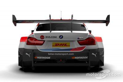 Presentación de la decoración de BMW Motorsport