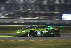 #16 Change Racing, Lamborghini Huracan: Spencer Pumpelly, Corey Lewis, Justin Marks, Kaz Grala