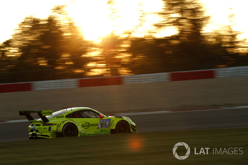 №911 Manthey Racing, Porsche 911 GT3 R