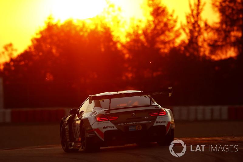 6. #19 BMW Team Schubert Motorsport, BMW M6 GT3