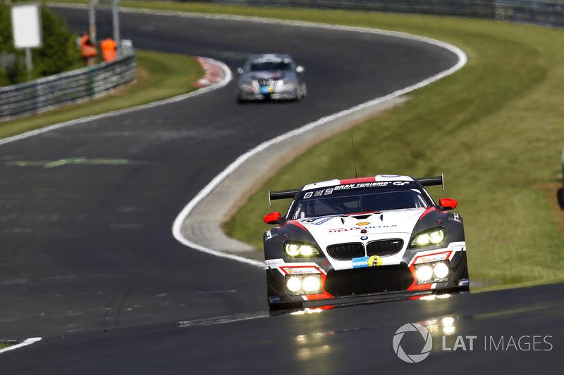 9. #19 BMW Team Schubert Motorsport, BMW M6 GT3