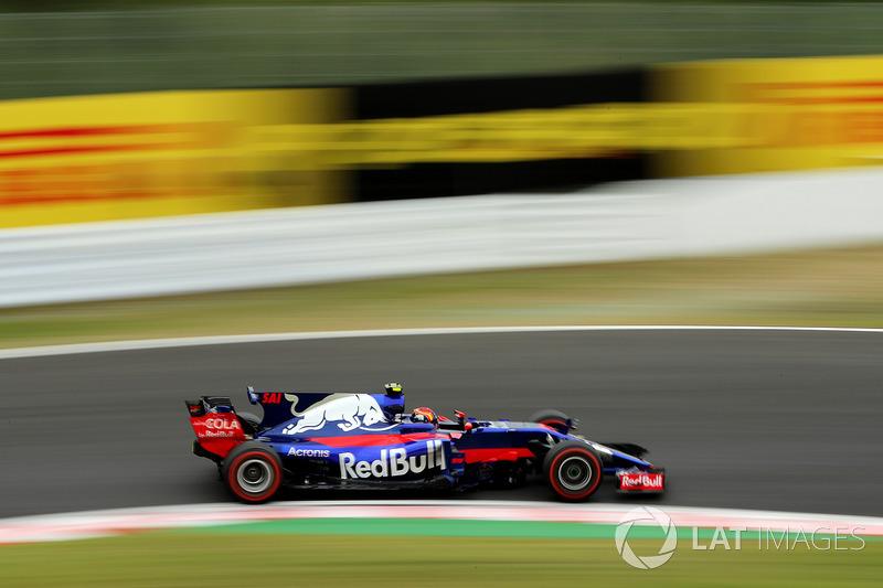 Carlos Sainz Jr tem como melhor resultado no Japão a décima posição em 2015, seu ano de estreia na F1