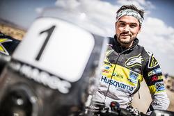 #1 Husqvarna Factory Racing: Pablo Quintanilla