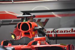 Ferrari SF70H, nuovo airbox