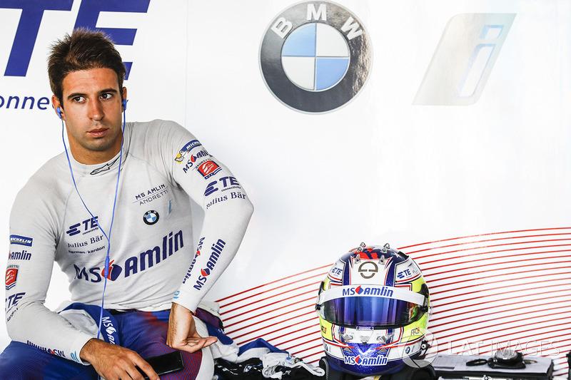 #28 Antonio Felix da Costa, Amlin Andretti Formula E Team