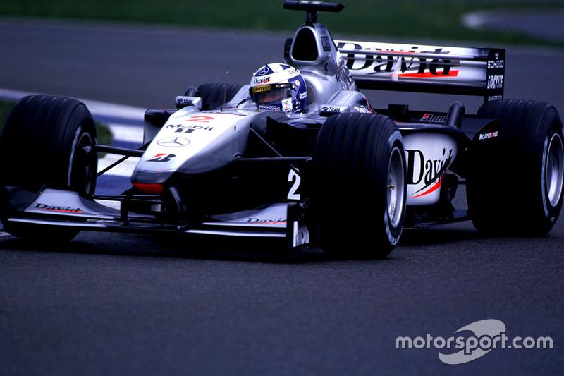 2000: McLaren MP4/15