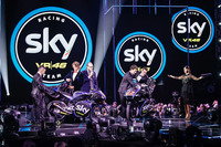 Launching Sky Racing Team VR46