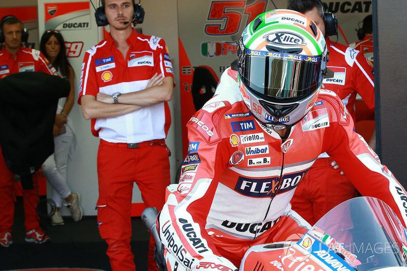 Мікеле Пірро, Ducati Team