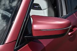 Dettaglio della nuova BMW M5