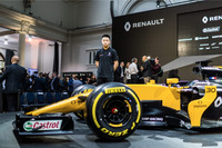 Sun Yue Yang, Renault Sport Academy Driver