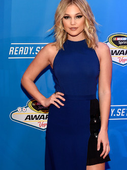 Actress/singer Olivia Holt