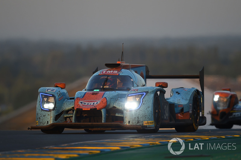 Karun Chandhok (Le Mans 24 Hour)