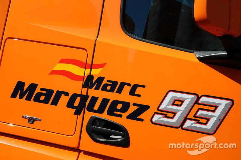 Marc Marquez, Repsol Honda Team, Logo