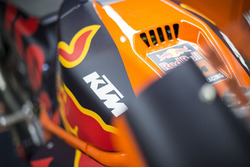 Detalle de la Red Bull KTM Factory Racing KTM RC16