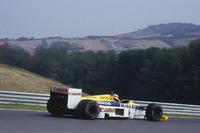 Nelson Piquet, Williams FW11