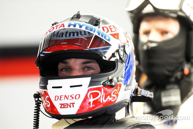 Nicolas Lapierre, Toyota Gazoo Racing