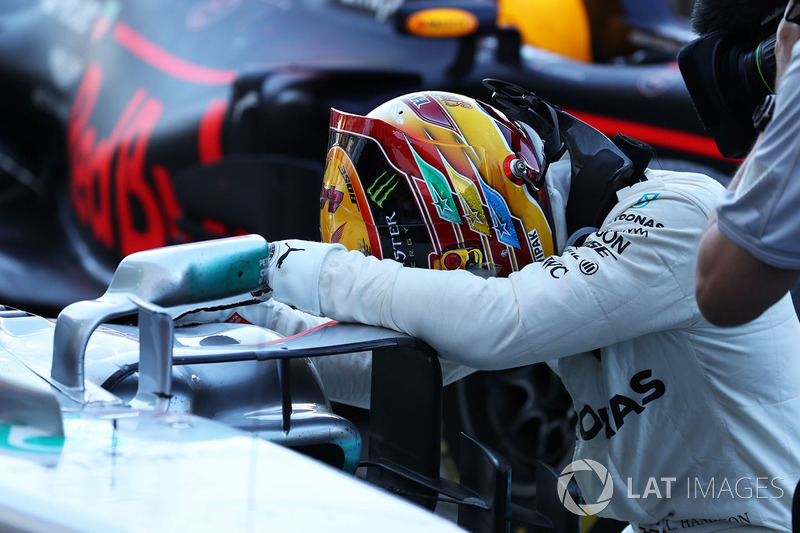 16º GP de Japón 2017 - Victoria para Lewis Hamilton, Mercedes