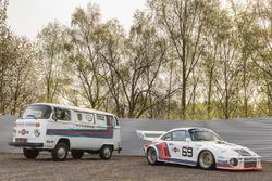 Porsche 935, Volkswagen T2 transport van