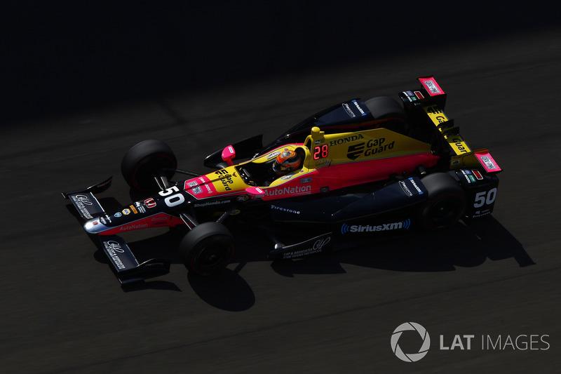 27. Jack Harvey, Andretti Autosport Honda