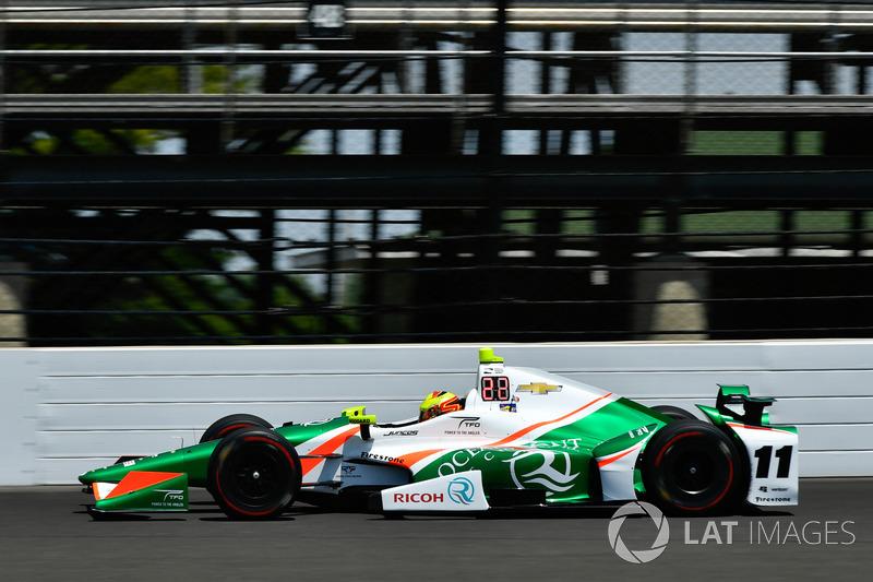29. Spencer Pigot, Juncos Racing, Chevrolet