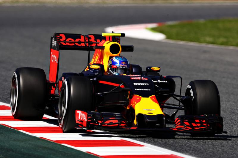 #1: Max Verstappen, GP de España 2016 (18 años, 228 días)