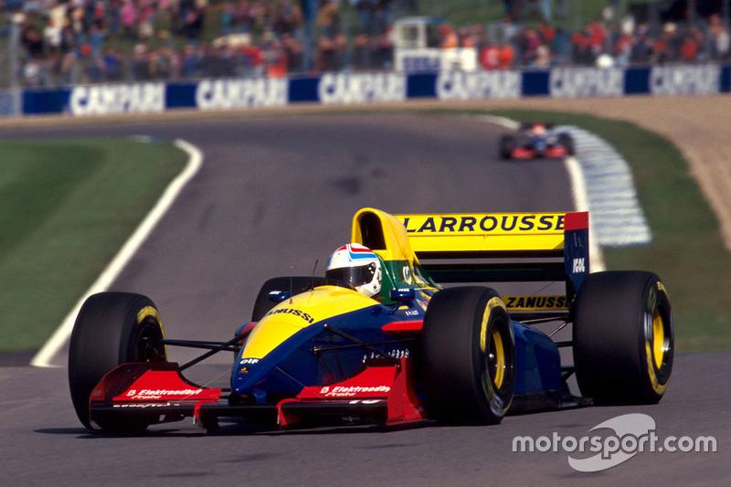 Lola / Venturi / Larrousse (1987-1995)