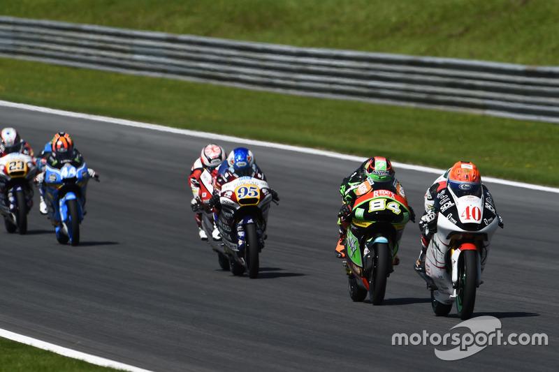 Darryn Binder, Platinum Bay Real Estate, Mahindra; Jakub Kornfeil, Drive M7 SIC Racing Team, Honda;