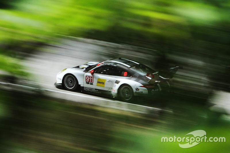 #2: Porsche Team North America Porsche 911 RSR: Nick Tandy, Patrick Pilet