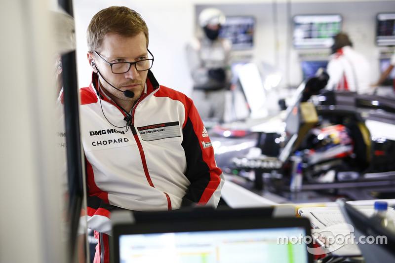 Andreas Seidl, Team Principal Porsche Team