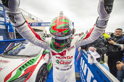 Sieger Rob Huff, Honda Racing Team JAS, Honda Civic WTCC