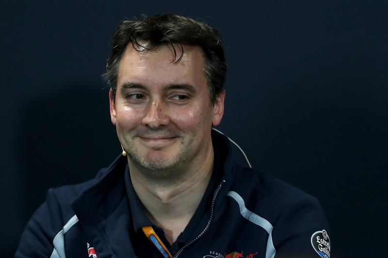 Прес-конференція: технічний директор Scuderia Toro Rosso Джеймс Кі