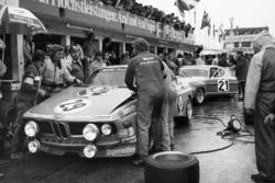 #29 Alpina BMW 3.0 CSL: Niki Lauda, Hans-Peter Joisten