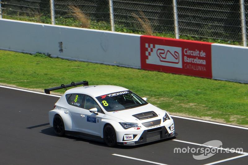 Zengö Motorsport, SEAT Léon Cupra TCR