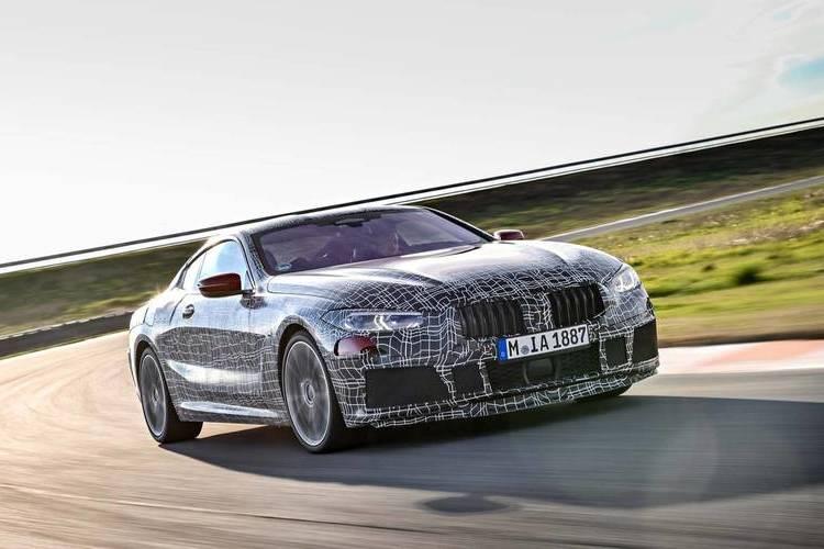 BMW 8 Серія