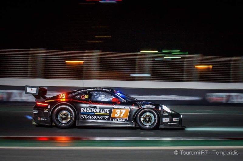 #37 Porsche 991 Tsunami RT