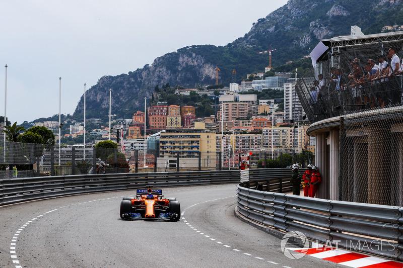 Día 2: clasificación del GP de Mónaco