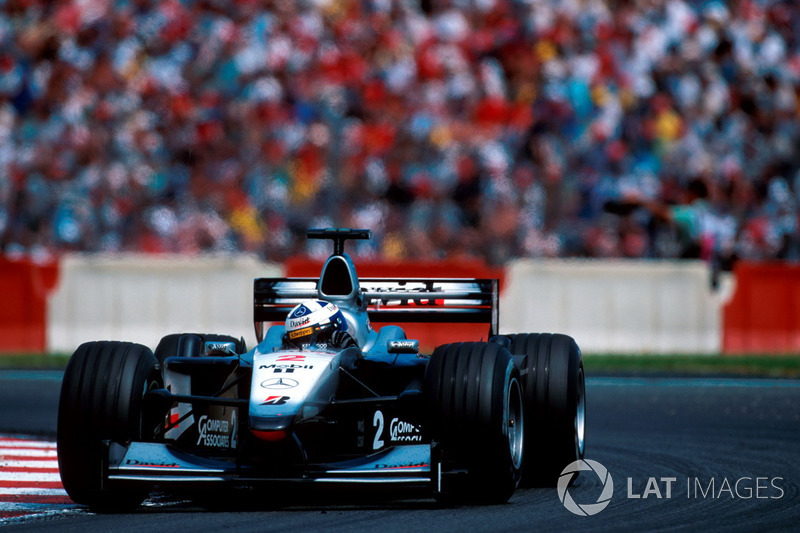 2000: Дэвид Култхард, McLaren-Mercedes MP4/15